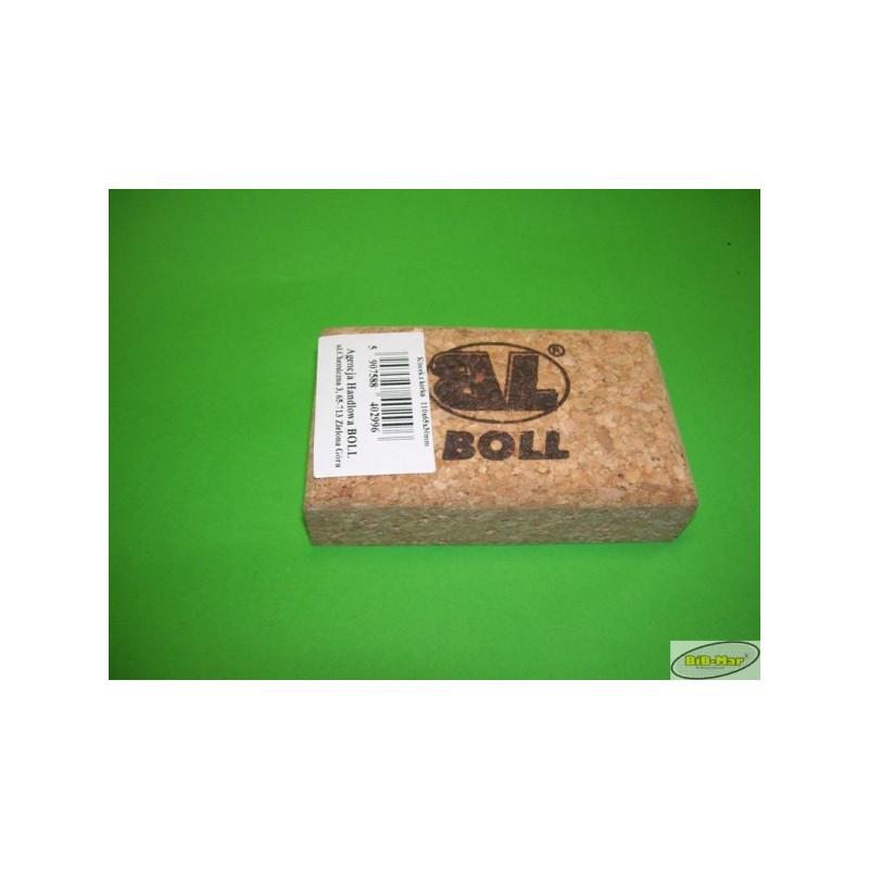 Klocek korkowy 110x65x30 BOLL