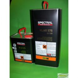 Lakier bezbarwny SPECTRAL 555 2:1 7,5L kpl