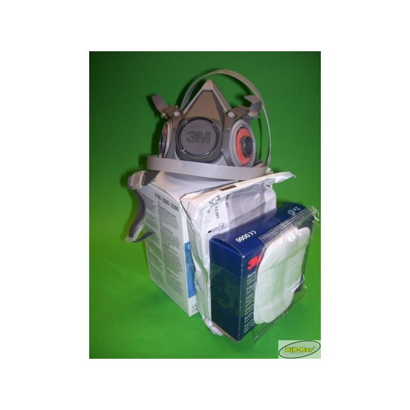 Maska lakiernicza 3M 6000 / 6200