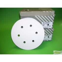 Papier ścierny INDASA RHYNOGRIP  na dysk 150mm  P40 - P60 10szt