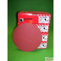 Papier ścierny INDASA RED LINE  na dysk 150mm  P500 - P1200 10szt