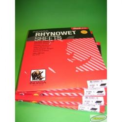 Papier wodny INDASA RHYNOWET RED LINE arkusz 230x280mm P 150 - P120010szt