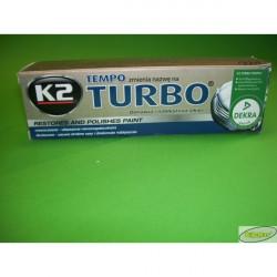 Pasta polerska TEMPO K2 TURBO 120G