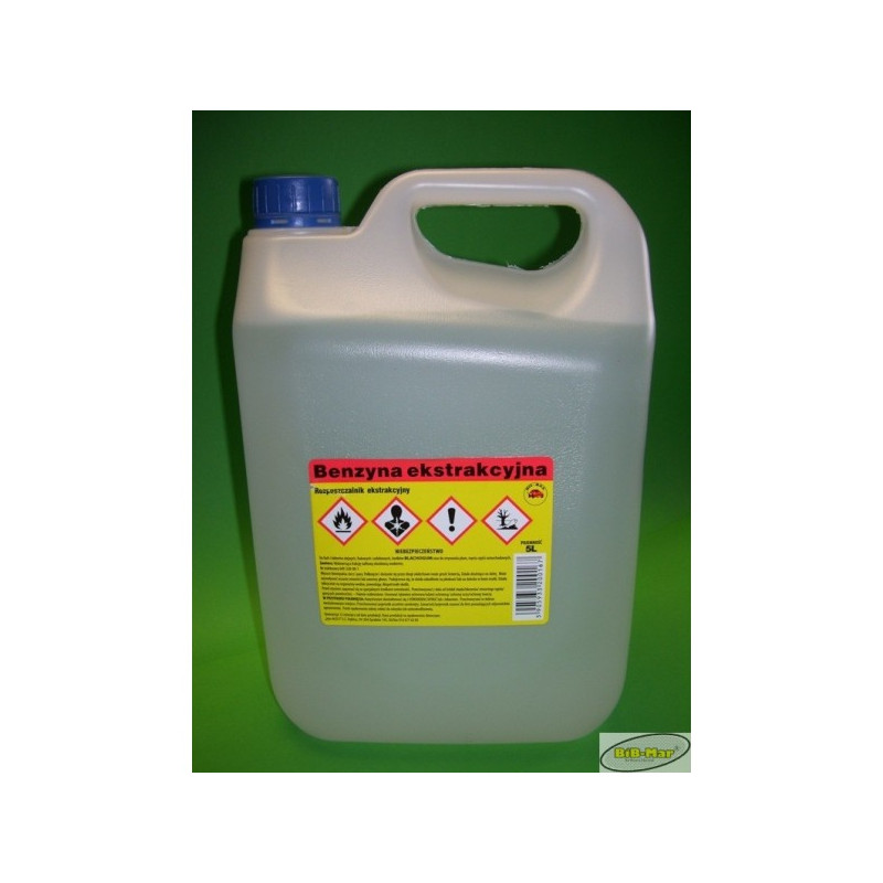 Benzyna Ekstrakcyjna 5L bezzapachowa