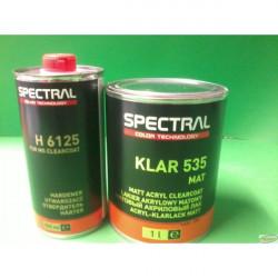 Lakier bezbarwny Spectral 535 MAT