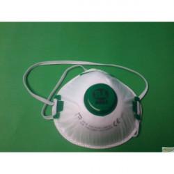 Maska przecipyłowa z zaworkiem Boll