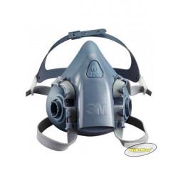 Maska lakiernicza 3M 7500 kompletna