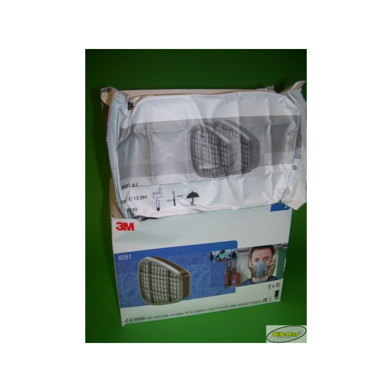 Filtr przeciwpyłowy P1 do masek 3M